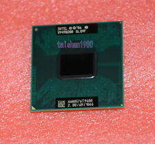 Intel Core 2 Duo t9600 slg9f 2.80ghz 6mb 1066mhz de caché CPU Processor