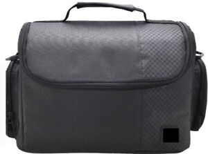 DSLR Cameras Camcorders Large Padded Camera Bag for Sony Nikon Canon Fuji Pentax