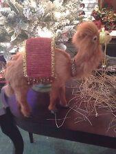 Byers' Choice Carolers-Nativity Camel