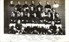 Football World War I (1914-18) Collectable Postcards