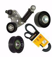 FORD TRANSIT 2.0-2.2 DI / TDDi / TDCi JAGUAR Toggle belt set + Tension adjuster