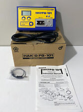 Hakko Fg101 10 Digital Soldering Testertip Templeak Voltageresist