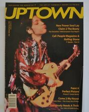 Prince - Uptown Magazine  Winter / Spring 1999 - Issue #36  Prince Rogers Nelson