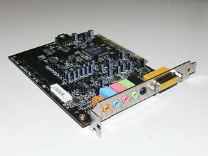 Creative SB 0220 Sound Blaster Live 5.1 Digital Sound Karte Soundcard Neu