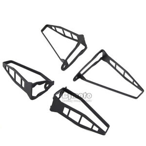 Front & Rear Turn Signal Light Guard Cover Shields For BMW R nine T/HP4/S1000RR