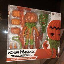 Power Rangers Lightning Collection Mighty Morphin Pumpkin Rapper Figure Monster