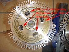 Fan Clutch Silicone Oil - Fix Your Fan Clutch!! Repair