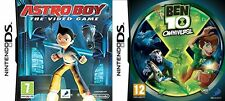 Astro BOY & Ben 10 OMNIVERSE NUOVO & Sealed