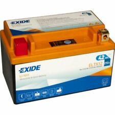 Batería para moto EXIDE Ion-Litio ELTX12 12V 42Wh 210A