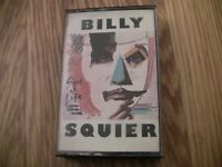 Billy Squier Signs of Life Cassette Tape Classic Rock