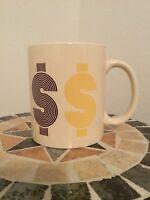 Dollar Sign Coffee Mug 💰💰💰