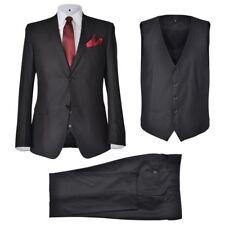 50488a0fd993 Herren Anzug Slim Fit Sakko Hose Hochzeit Smoking Business Gr.46-