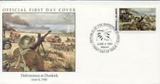 Marshall Islands 1990 Deliverance at Dunkirk FDC