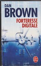 Dan Brown - Forteresse digitale - 2009 poche - bon état - 04/4