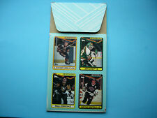 1990/91 TOPPS EMPTY BOX BOTTOM HOCKEY CARD PANEL WAYNE GRETZKY ALEX MOGILNY RC