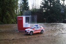 "Herpa  Audi Q2 Auto ""Notarzt""  Neu OVP    1:87"