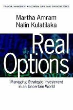 Real Options: Managing Strategic Investment in an Uncertain World (Financial Man