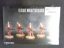 Warhammer: ELDAR WRAITHGUARD! BRAND NEW!