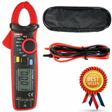UNI-T UT210E True RMS AC/DC Current Clamp Meter w / Capacitance Tester Handheld