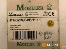 Moeller P1-32 / V / Svb / Hi11 Interruttore Principale Nuovo
