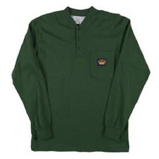 Rasco FR Flame Resistant Long Sleeve Henley T-Shirts