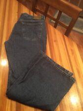 Juniors CALVIN KLEIN Jeans size 13 Waist -32 Inseam-28 See Details! #103