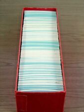 TURKEY, Excellent assortment of mostly MINT Stamps in 700+ stock cards(red box)