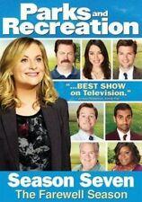 Parks & Recreation Complete Final Season Seven 7 R1 DVD