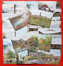 More details for beautiful collection of 67 brand new uk art postcards by sue firth & pat bell