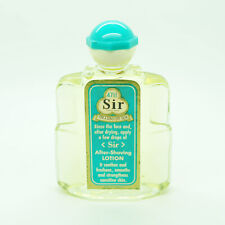 VINTAGE 4711 SIR AFTER SHAVE LOTION 100ML, RARE! 50+ years