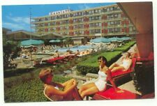 Washington DC Marriott Motor Hotel Postcard
