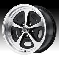 American Racing VN501 500 Mono Cast Machined Black 15x7 5x4.5 0mm VN50157012500