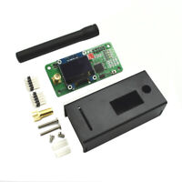 UHF/VHF MMDVM hotspot OLED+ Antenna+ Case Support P25 DMR YSF for Raspberry KD
