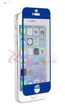 Vetro Nitro Glass Blue x Apple iPhone 5 Series SE screen protector