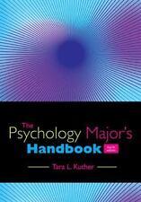 The Psychology Major's Handbook by Tara L. Kuther (2015, Paperback)