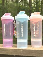 SmartShake SLIM Protein Shaker Blender Mixer Bottle Cup 17 oz SALE - PICK COLOR
