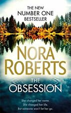 NORA ROBERTS __ OBSESSION ___ BRAND NEW ___ FREEPOST UK