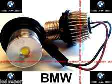 2 LED 10W CREE ANGEL EYES BMW SERIE 5 E39 E60 E61 E63 E64 E87 X3 X5 E53 E65 E66