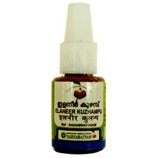 Vaidyaratnam Elaneer Kuzhampu Eye Drop 10ml ( Pack of 6 ) Free Shipping