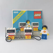 Lego Classic Town - 6610 Shell Gas Pumps