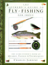 JARDINE CHARLES ANGLING BOOK SOTHEBYS GUIDE TO FLY FISHING FOR TROUT hardback