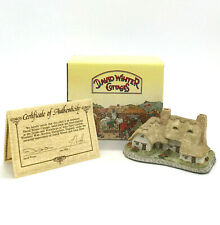 David Winter Cottages Meadow Bank Cottage 1985 Coa And Original Box Perfect