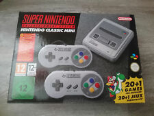 Nintendo Classic Mini: Super Nintendo Entertainment System SNES PAL EDITION