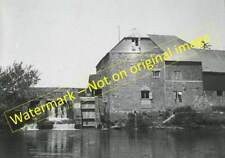 """Petworth, West Sussex - Cautershaw Water Mill, early 1900s. 7"""" x 5"""" Photograph"""