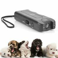 Pet Dog Ultrasonic Anti Barking Repeller Train Control Device Bark Stop Trainer
