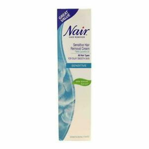 Nair - 1 , 2 ,3 And 5 Ultra Hair Removal - For Dry & Sensitive Skin 80ml