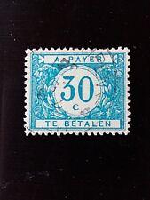 STAMPS - TIMBRE - POSTZEGELS - BELGIQUE - BELGIE 1919  NR.TX30 (ref. 42 )