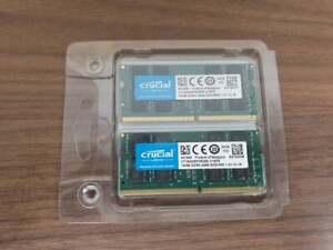 32GB Kit (2x 16GB) 260pin DDR4 2666 MHz SODIMM Notebook Ram New
