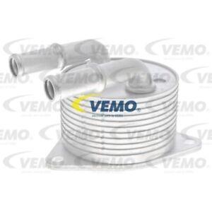 1 Radiateur d'huile de boîte automatique VEMO V42-60-0012 Qualité VEMO originale