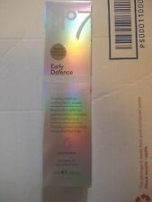 Boots No7 Early Defence GLOW ACTIVATING Serum 1oz. (30ml) - NIB!